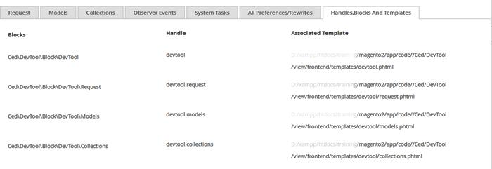 Magento 2 Developer Debug Tool - Cedcommerce