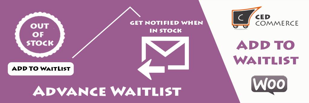 Advance waitlist logo