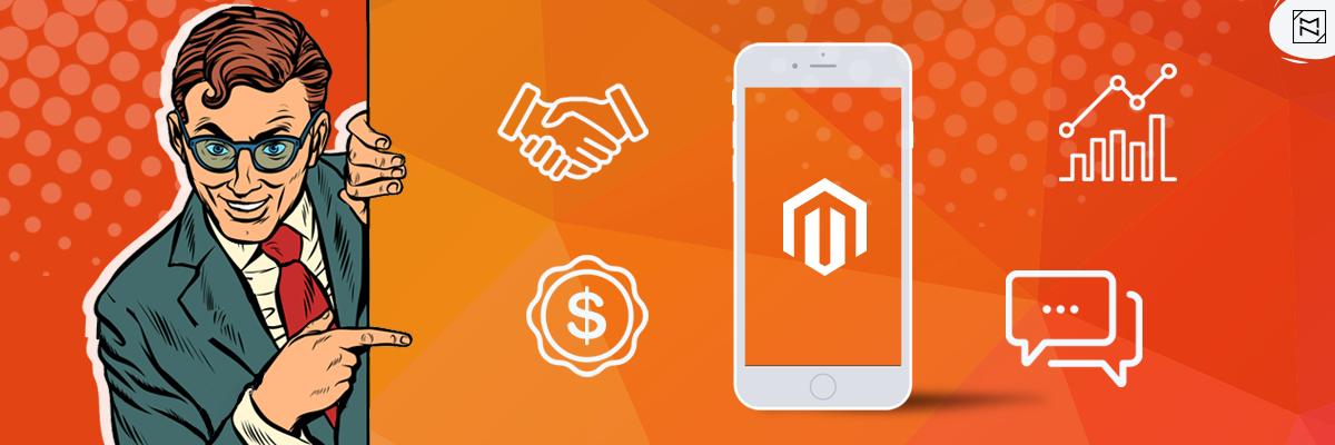 Magento Mobile App Integration For Magento and Magento 2 Platforms