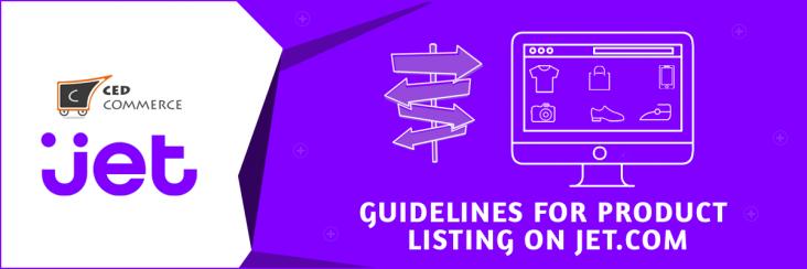 Jet.com Product Listing Guilnes