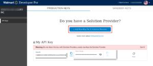 API keys- image