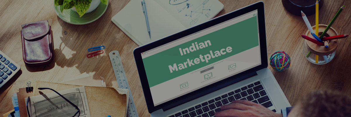 Indian Marketplace – a complete web and mobile app package – to enable Indian retailers open their marketplace INSTANTLY