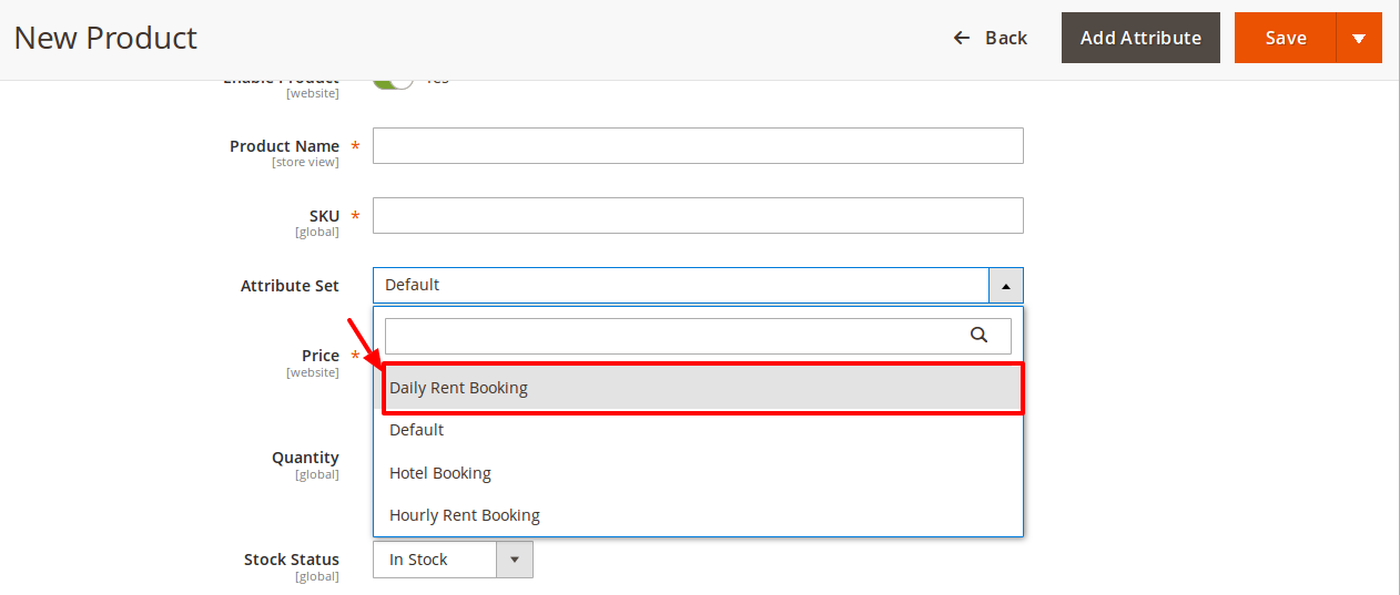 Magento 2 Booking Reservation System