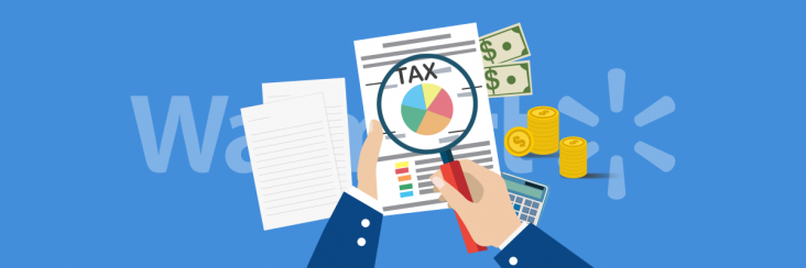How to configure Sales Tax Information in Walmart Seller Center