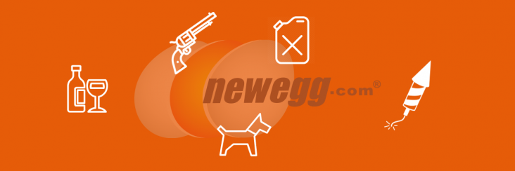 Don't sell them at Newegg.com
