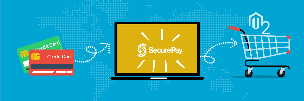 SecurePay, a Magento 2, enabling vendors to accept credit card payments released today