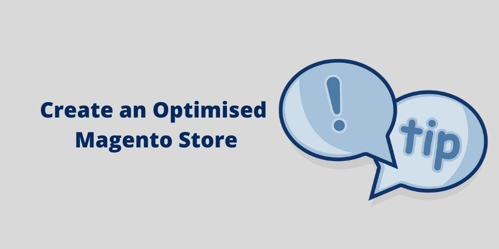 optimised magento store