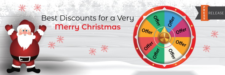 Spin the Wheel of Fortune for a Very Merry Christmas!