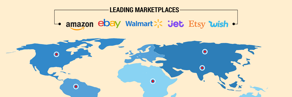 Selling on Marketplaces: Your Ideal Customers are here.