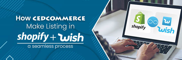 Wish-Shopify integration banner