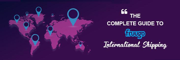 Fruugo International Shipping