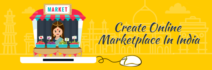 Create Online Marketplace In India: online marketplace website builder