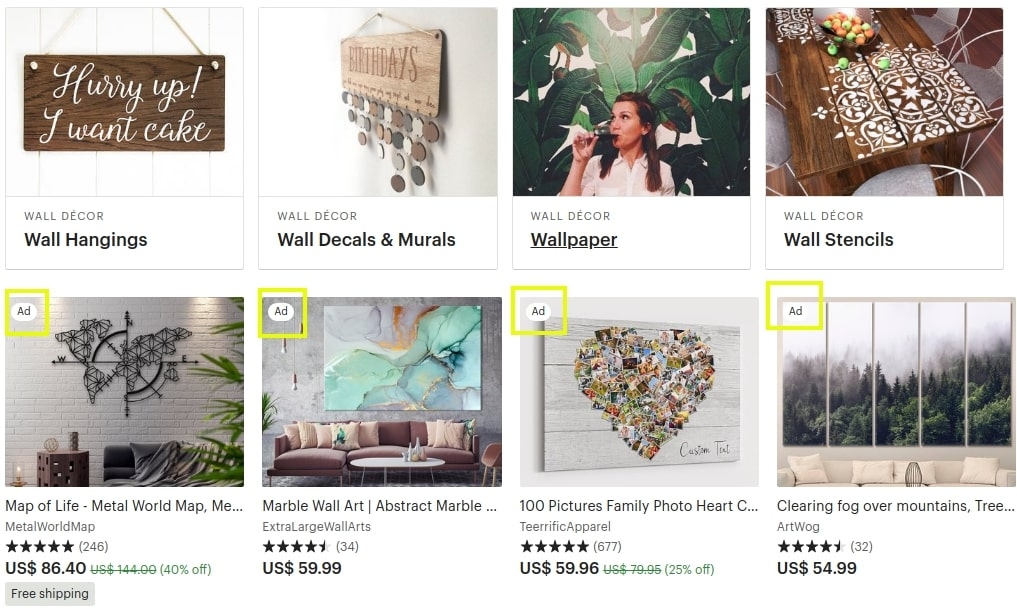 boost etsy sales