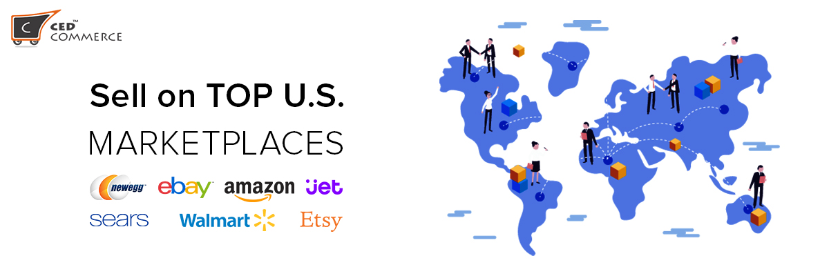 The Ultimate Guide To Sell On Top U.S. Marketplaces