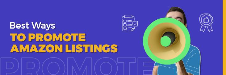 promote amazon listings