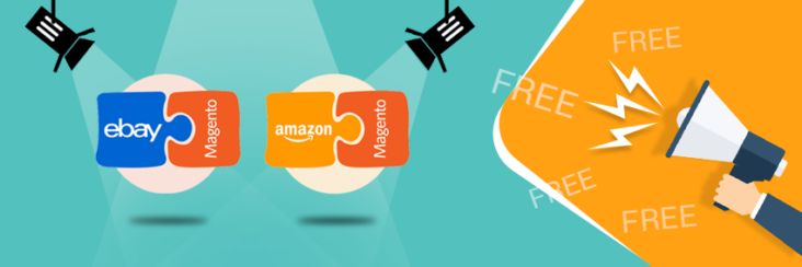 CedCommerce is all set to launch the FREE integration extensions for Amazon and eBay