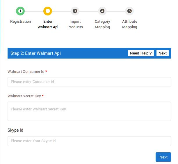 How to sell on Walmart with BigCommerce