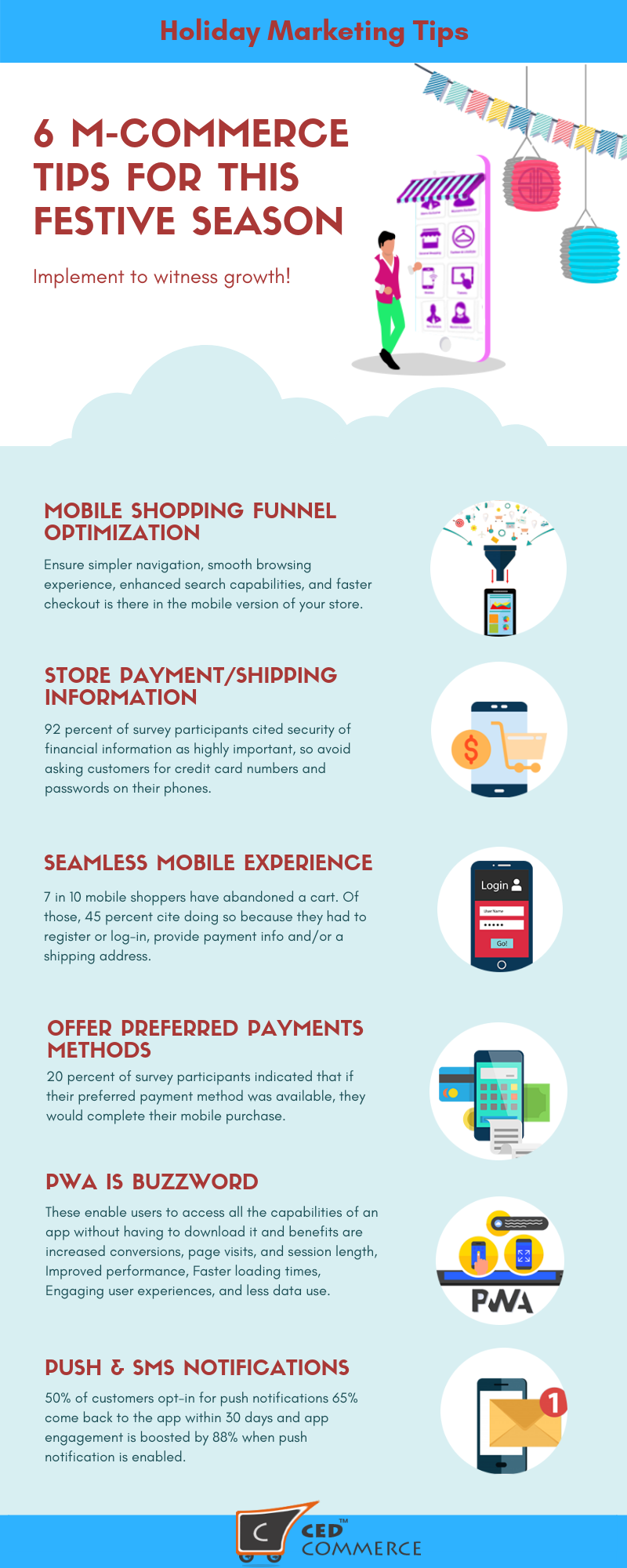 Tips to optimize mobile buying journey