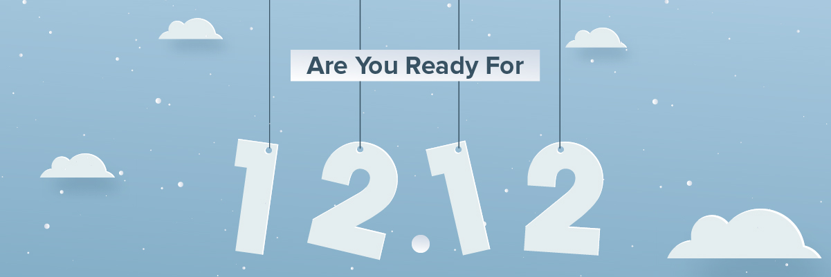 Are you ready to sell more this 12.12?