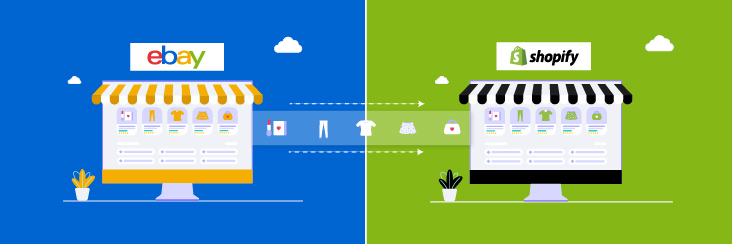 How to import product from ebay to shopify