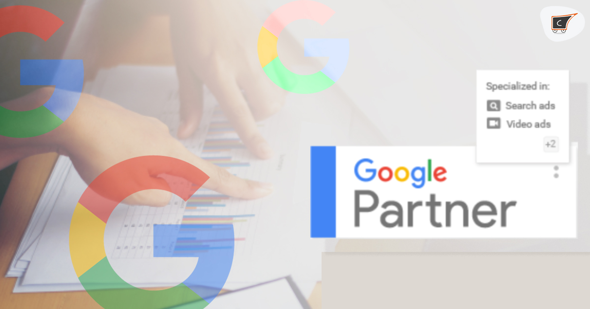 Google Partners Awards Partnership Badge To Cedcommerce On Passing
