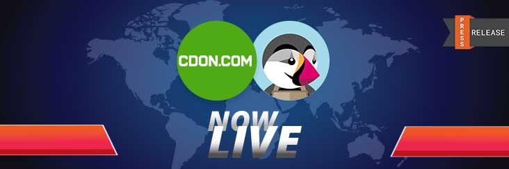 Cdon PrestaShop Integration Add-On is now live on Official PrestaShop Add-on Marketplace