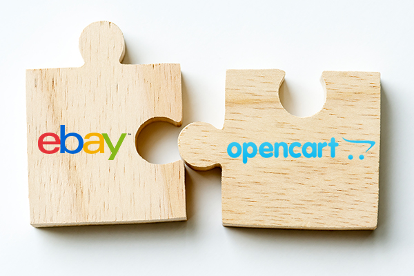how to integrate using opencart | eBay listing