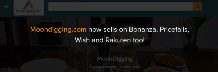 moondigging expands | sell on bonanza