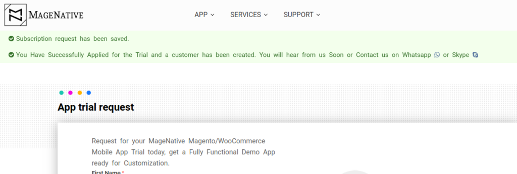 how to convert your magento store into android app