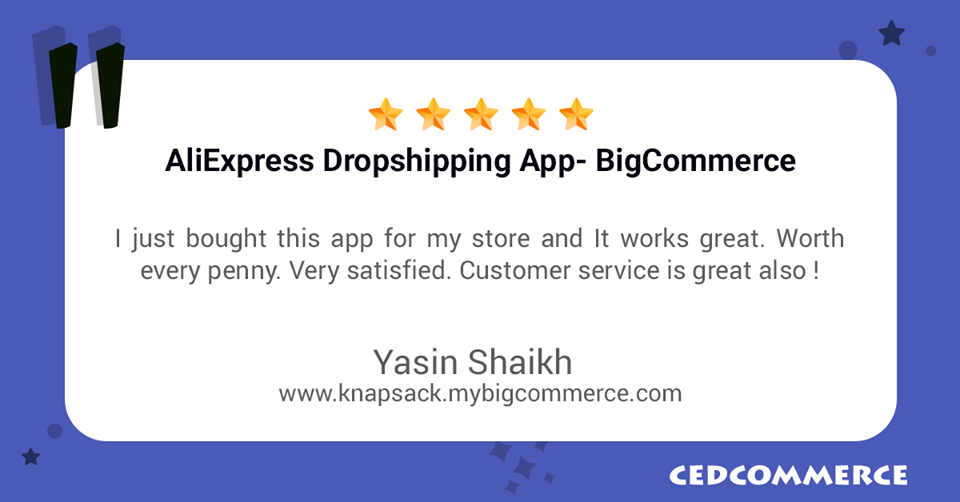 bigcommerce dropshipping