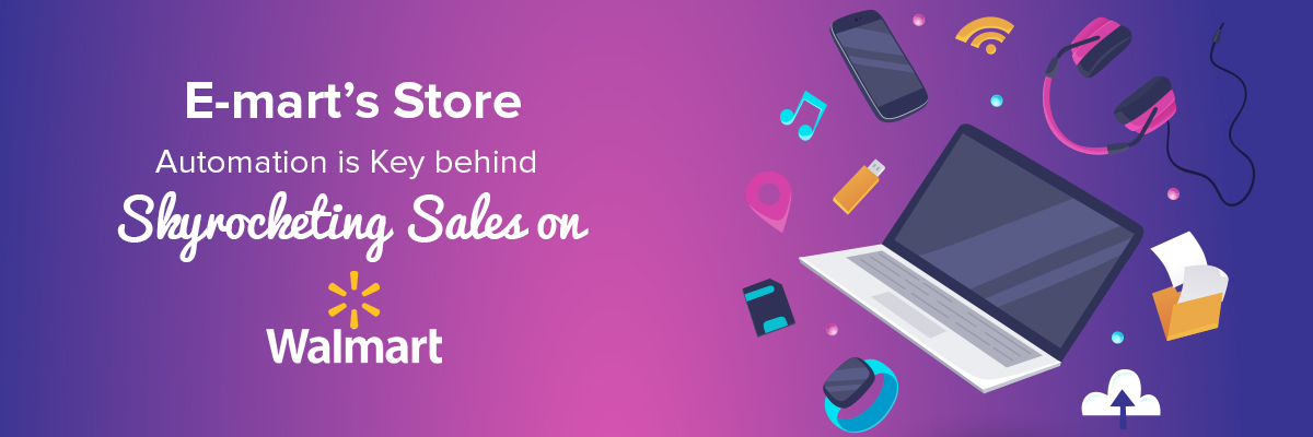 BigCommerce Store Automation helped Emart increase the sales