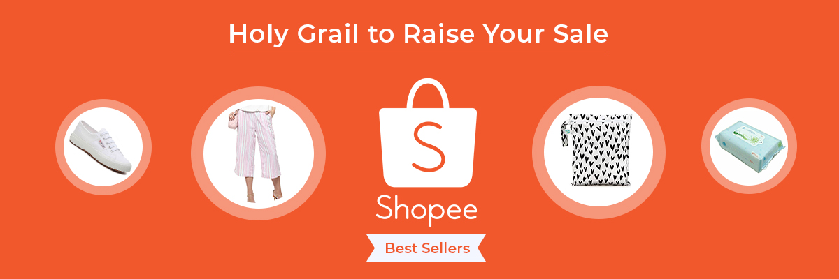 Top selling products and categories on Shopee in 2019!