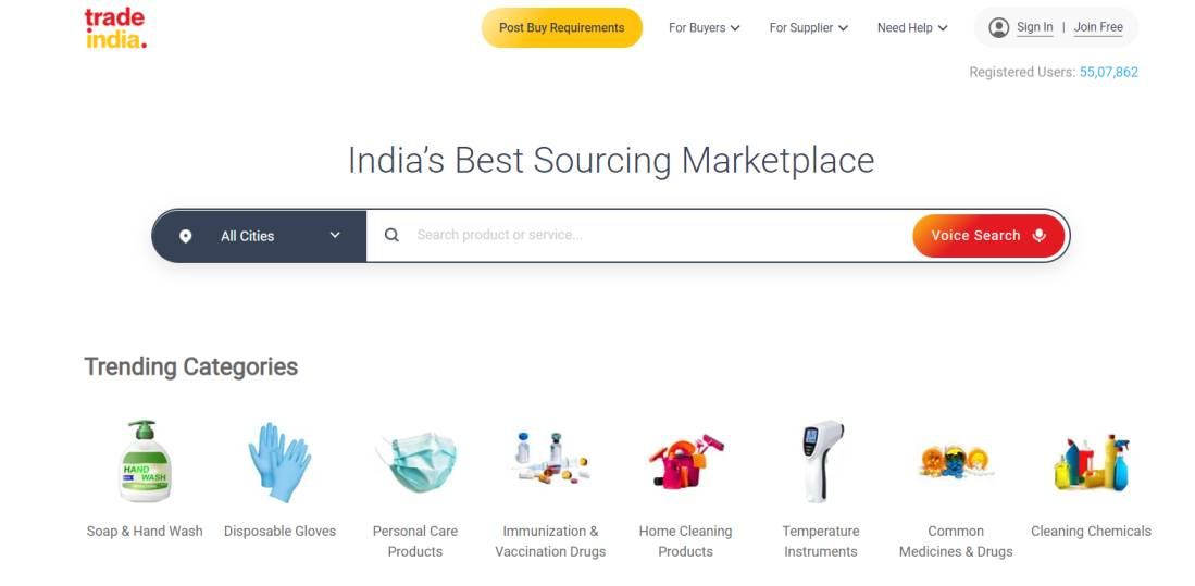 B2B eCommerce in India