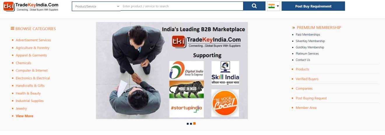 B2B eCommerce in India