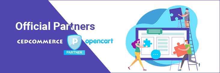 CedCommerce Is Now The Offical Opencart Partners