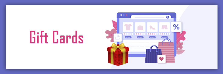 How to use Gift Cards in e-commerce business to grow your sales?