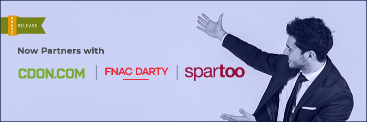 CedCommerce official partners with Cdon Fnac Darty & Spartoo