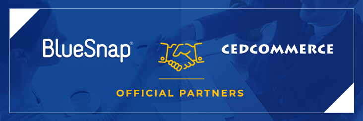 CedCommerce Becomes Official Partners Of BlueSnap Payment Gateway