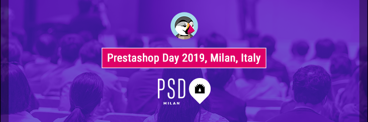 Prestashop Day Milan 2019