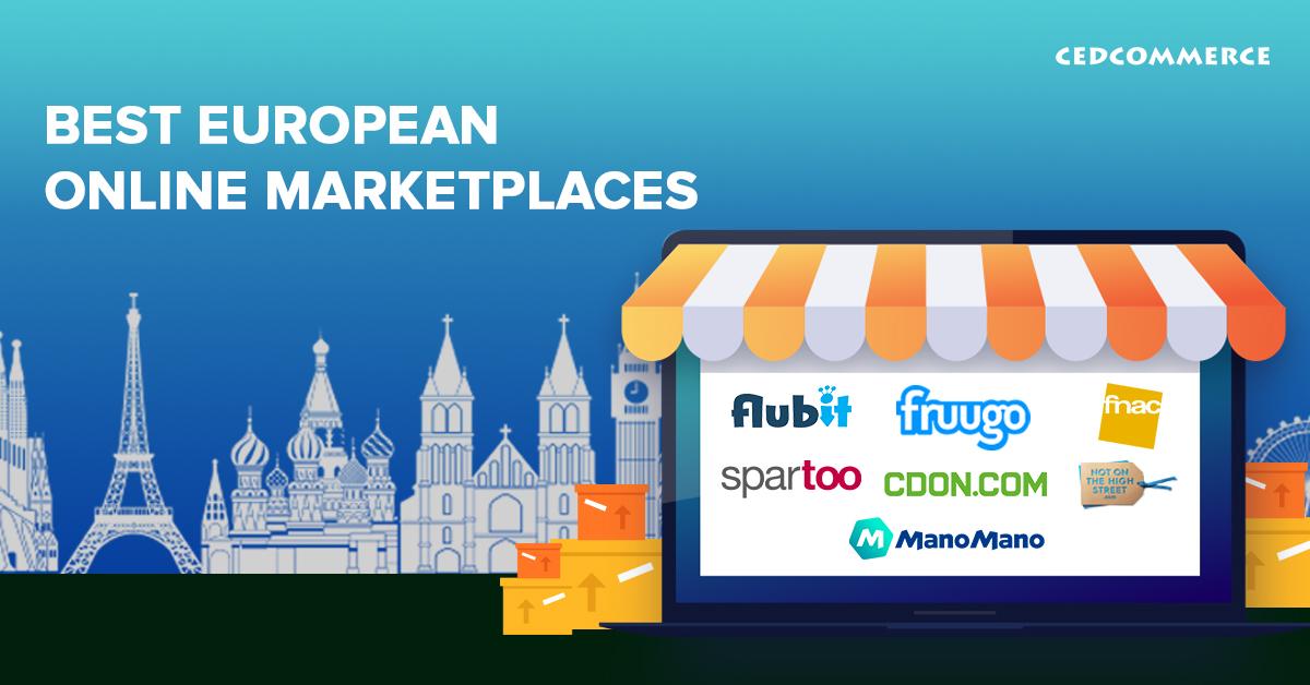 Alternatives Of Amazon And Ebay In European Marketplaces