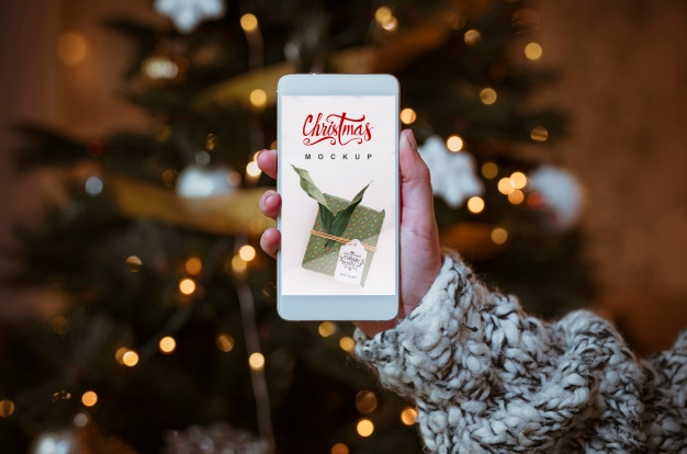 Boost your Christmas sales with a Mobile App