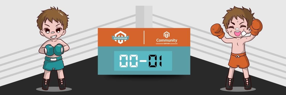 Magento Enterprise edition (Magento Commerce) vs Magento Community edition (Magento Opensource) 1