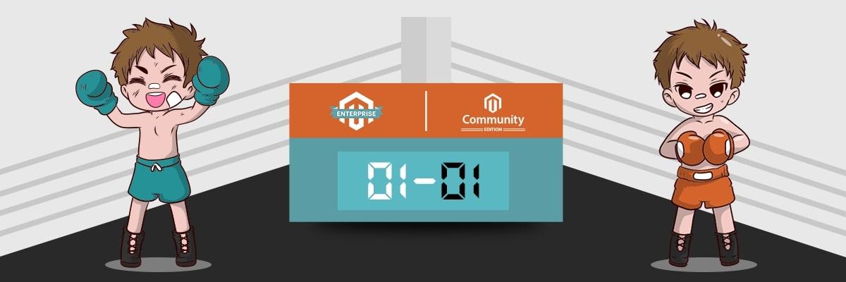 Magento Enterprise edition (Magento Commerce) vs Magento Community edition (Magento Opensource) 2