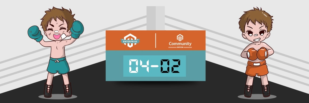 Magento Enterprise edition (Magento Commerce) vs Magento Community edition (Magento Opensource) 6