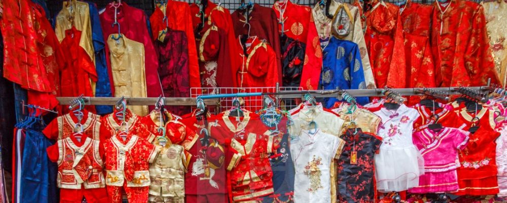 Red Inventory in Chinese New Year