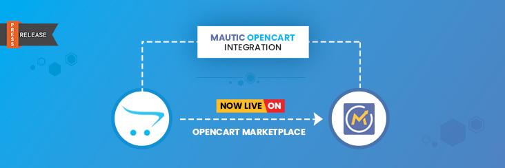 opencart-mautic
