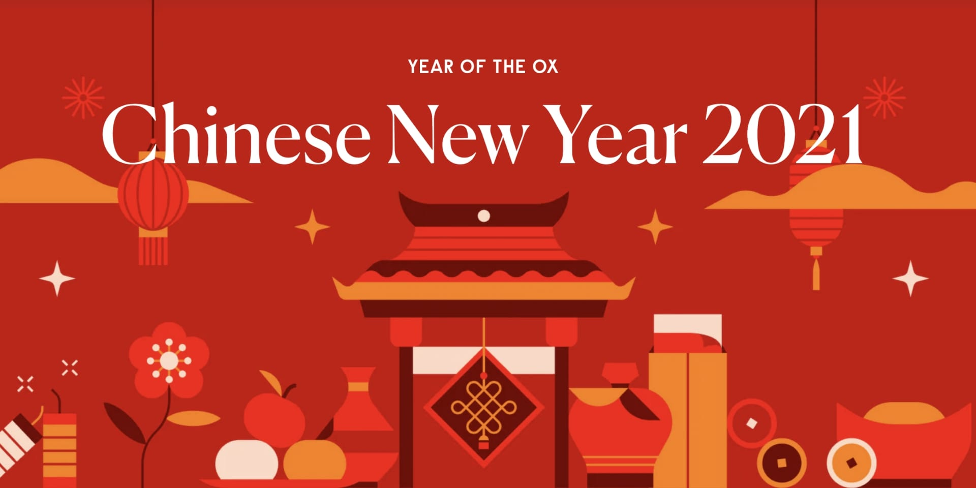 year of ox chinese new year