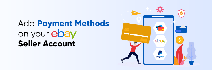 How to add payment methods on eBay