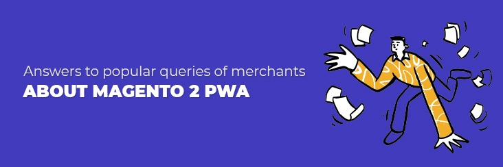 Popular PWA queries of merchants