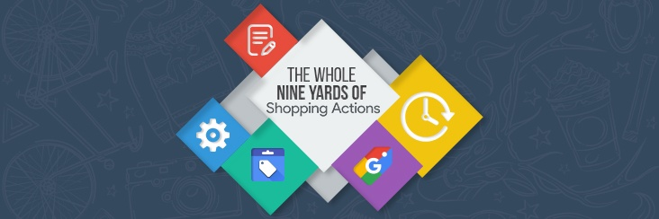 benefit with google shopping